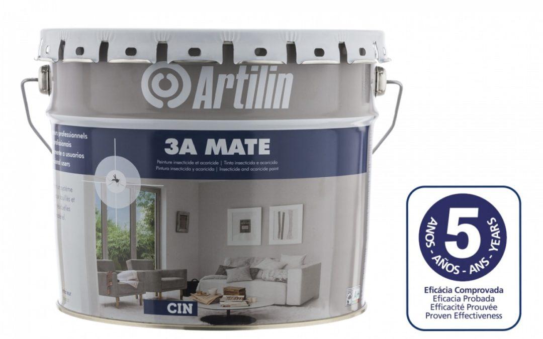 Artilin 3A Mate – farba owadobójcza