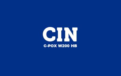 C-POX® W200 HB – video